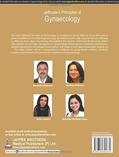 Jeffcoates Principles Of Gynaecology Pdf