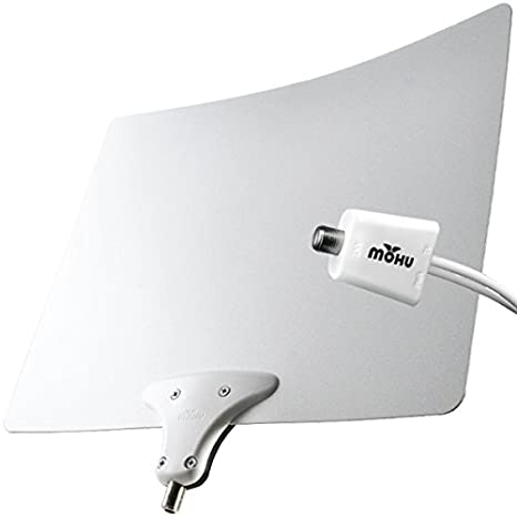 Review Mohu Leaf 50 TV