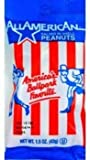 All American Salted In Shell Peanuts Case Of 100 by DDI