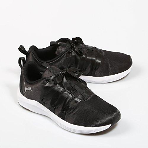 Puma Baskets Pour Femme Noir Noir