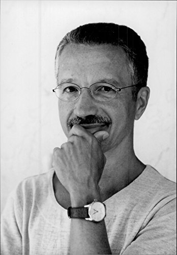 Vintage photo of Portrait of pianist Keith Jarrett Keith Jarrett Pianist