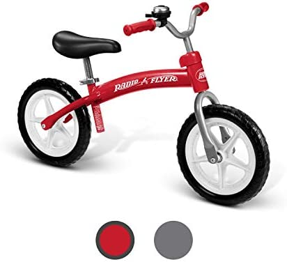 Radio Flyer- Juegos de Viaje Y de Bolsillo Bicicletas, Color Rojo ...