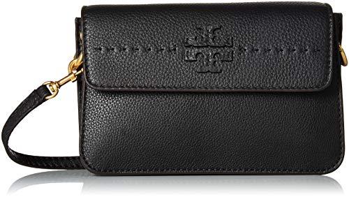 15d67d1ab11 Jual Tory Burch McGraw Ladies Small Leather Crossbody Handbag ...