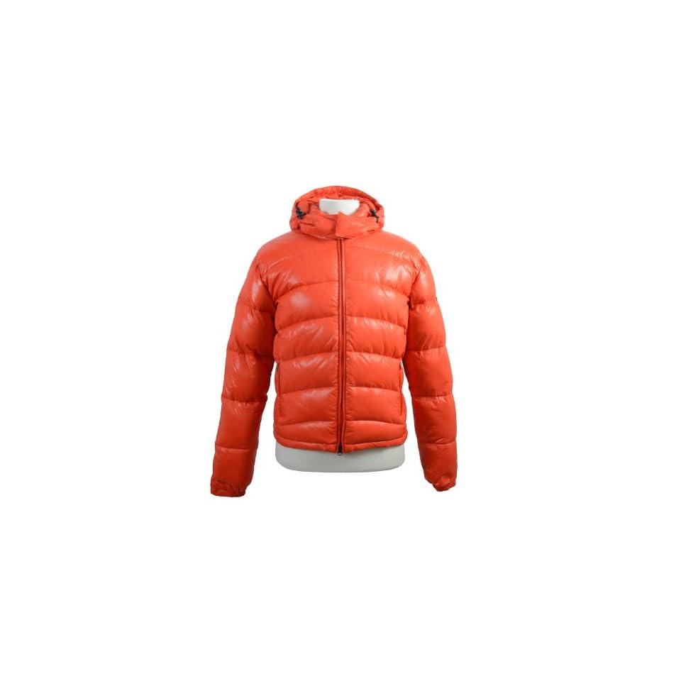 Emporio Armani Mens Ea7 Windproof Rainproof Hooded Down Parka Jacket