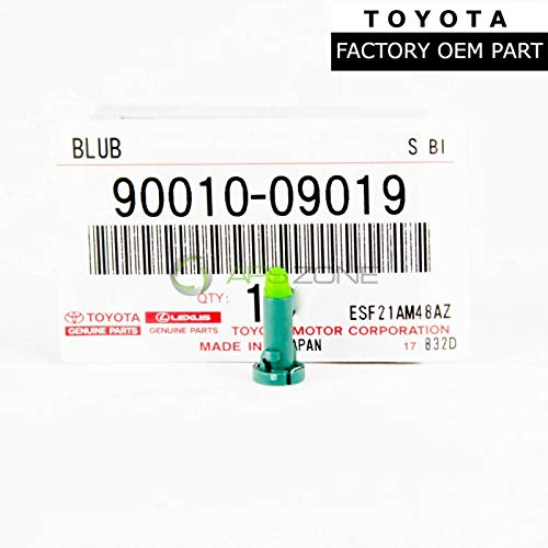 Genuine Toyota 90010-09019 Cooler Control Switch Bulb For Heating And Air Conditioning Control And Air Duct