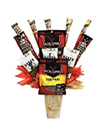 Beef Jerky Bouquet | Anniversary | Birthday | Apology Gift | 1lb. Jack Link's Jerky
