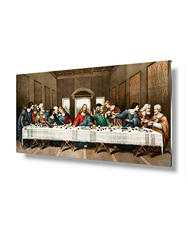VickyArt Leonardo Supper Christian Decor 20%C3%9710