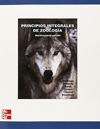 PRINCIPIOS INTEGRALES DE ZOOLOGIA + CONNECT