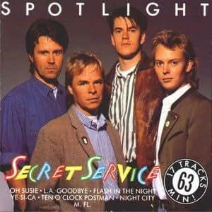 SECRET SERVICE - Spotlight - 1990 - The Best Of - Greatest Hits