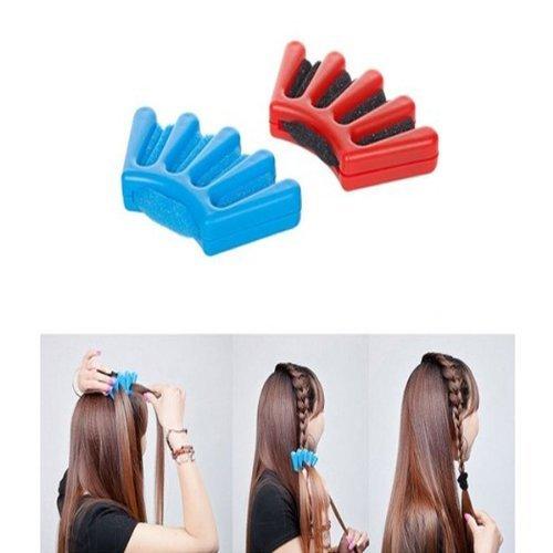 Sponge Hair Braider Hair Braiding Machine French Braider Hair Tool bangpipo O2IBG-915133