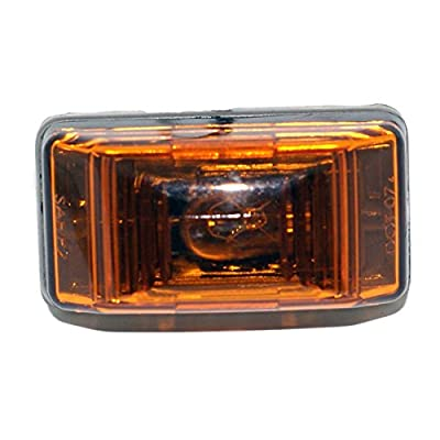 Kaper II L04-0055A Amber Marker/Clearance Light: Automotive