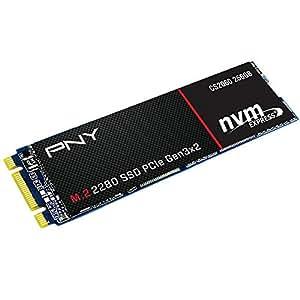 Festnight Disco de Estado sólido PNY PCle Gen3 × 2 SSD para ...