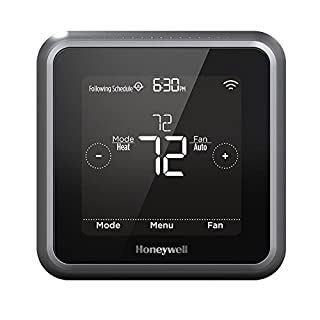 Honeywell Home RCHT8610WF2006/W T5 Wi-Fi Thermostat, Black