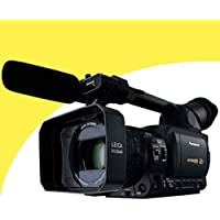 Panasonic Pro AG-HVX205 High Definition Camcorder DavisMAX Bundle