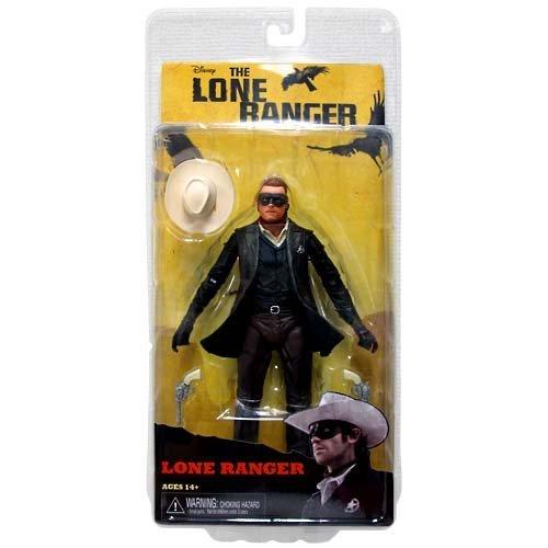 NECA Lone Ranger 7 inches Figure Series 1 Lone Ranger