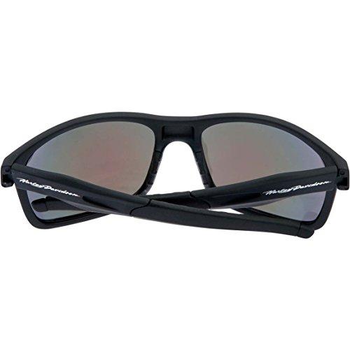528a02a8934b77 Harley Davidson Lunettes de soleil Homme noir Matte Black csrT6SIx7 ...