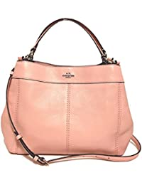 Pebbled Leather Small Lexy Shoulder Bag Handbag