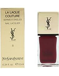 Yves Saint Laurent La Laque Couture Nail Lacquer - # 8 Fuchsia Cubiste 10ml/0.34oz