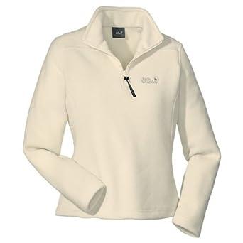 besserer Preis Outlet zu verkaufen schön Design Jack Wolfskin Damen Funktions Fleece Pullover Fleecepullover ...