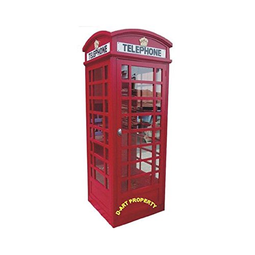 Home Accents Big London Telephone Booth