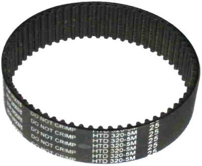 D/&D PowerDrive 600-5M-25 Timing Belt