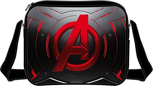 Marvel Avengers Logo Bolsa Bandolera