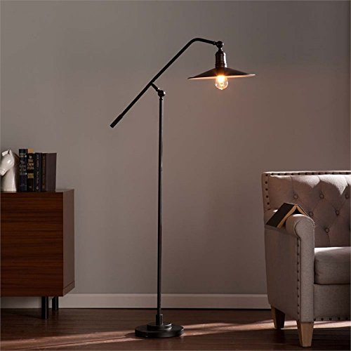 Southern Enterprises Victor Floor Lamp by Southern Enterprises