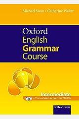 Oxford English Grammar course Paperback
