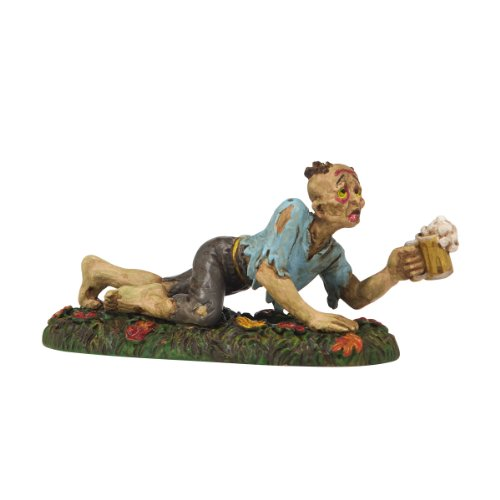 Halloween Pub Crawls (Department 56 Snow Village Halloween Zombie Pub Crawl Accessory Figurine, 1.18)