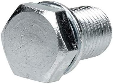 B Baosity M12 x 1,5 Magnetisch /Ölablassschraube Verschlussschraube Schrauben mit Dichtring aus Alu