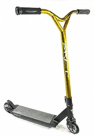 Grit CX I Series - Patinete, color negro y dorado: Amazon ...