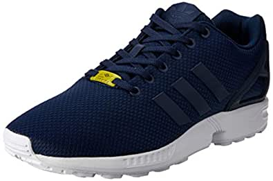 adidas Men's ZX Flux Shoes, New Navy/New Navy/Running White, 7.5 US (7.5 AU)