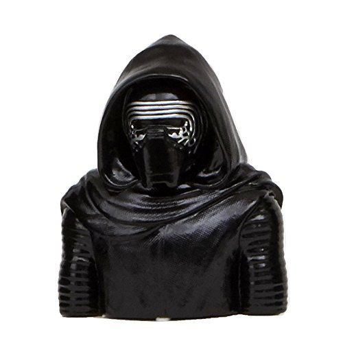 Official Star Wars Kylo Ren Bank for Kids- One Size- Black