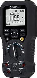 FLIR DM91 Industrial TRMS Multimeter with Datalogging & Wireless Connectivity