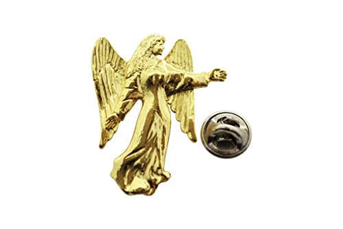 - Angel Pin ~ 24K Gold ~ Lapel Pin ~ Sarah's Treats & Treasures