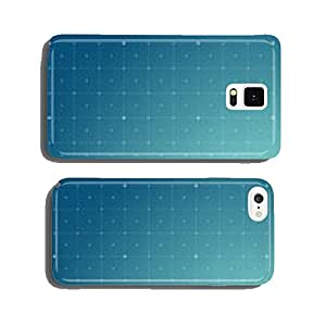 HUD interface with Grid. Vector cell phone cover case iPhone6 Plus