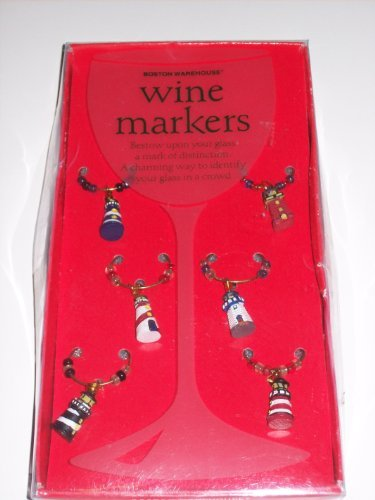 Lighthouse Wine - Lighthouse Wine Markers