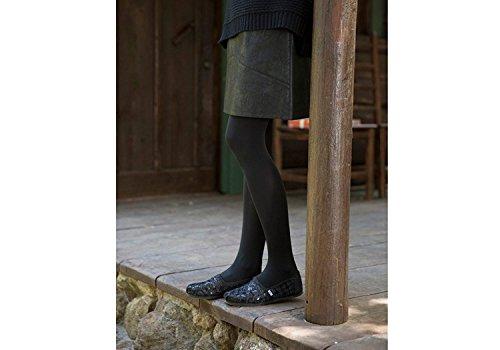 Glitz Negro Black Alpargatas Classics 1001A07 Sequin Hombre Toms qwS7fI0