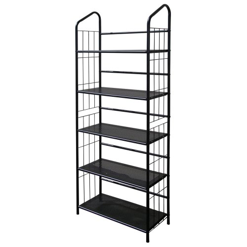Review ORE International R597-5 Five Tier Metal Book Rack By ORE by NEWCOMERS