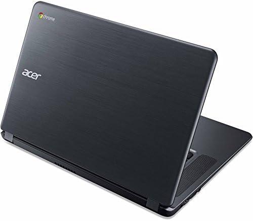 Acer Flagship CB3-532 15.6inch HD Premium Chromebook - Intel Dual-Core Celeron N3060 up to 2.48GH.z, 2GB RAM, 16GB SSD, Wireless AC, HDMI, USB 3.0, Webcam, Chrome OS (Renewed)
