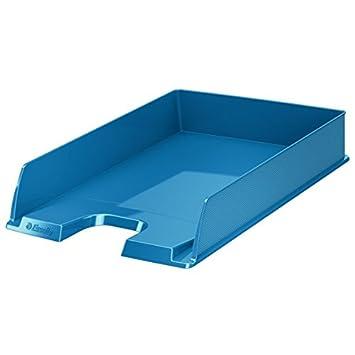 Leitz Bandeja portadocumentos Europost VIVIDA de Esselte, estándar, A4, Azul, 623926: Amazon.es: Oficina y papelería