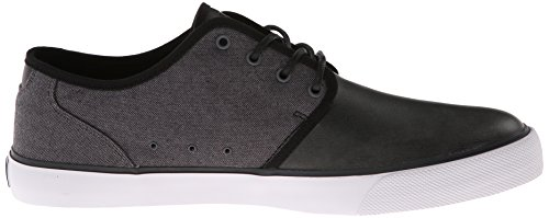 Black TX Grey Vulcanized SE Men's Studio DC Shoe qpwznfY