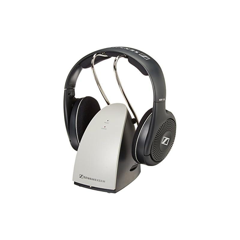 Sennheiser RS120 On-Ear Wireless RF Head