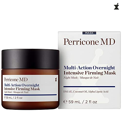 Perricone MD Multi-Action Overnight Intensive Firming Mask for Unisex, 2 Ounce ()