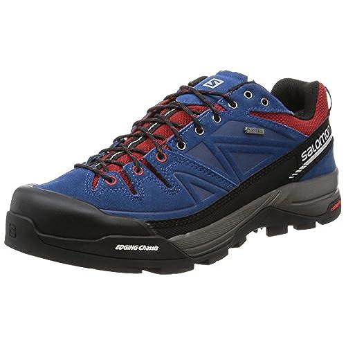 Hot sale Salomon Uomo X Alp Pelle Gore esecuzione Tex Trail In esecuzione Gore scarpe   13d0e4