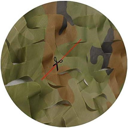 XYY-wzhw Red De Camuflaje Red De Camuflaje De Doble Cara Tela De Oxford para Caza Disparo Oculto Camping Military / 2M 3M 4M 5M 7M