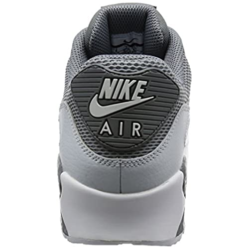 official photos ce689 200f1 Nike Air Max 90 Essential Men Lifestyle Casual Sneakers New Cool Grey 30%OFF