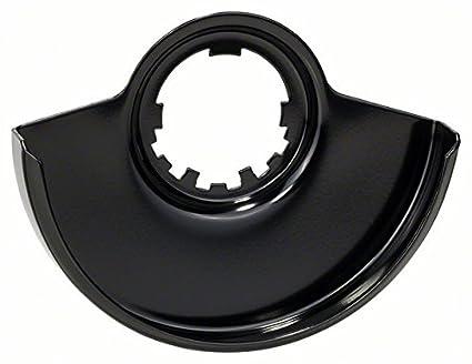 Bosch 2 605 510 288 - Caperuza protectora sin chapa protectora para lijar, 115 mm, pack de 1 2605510288