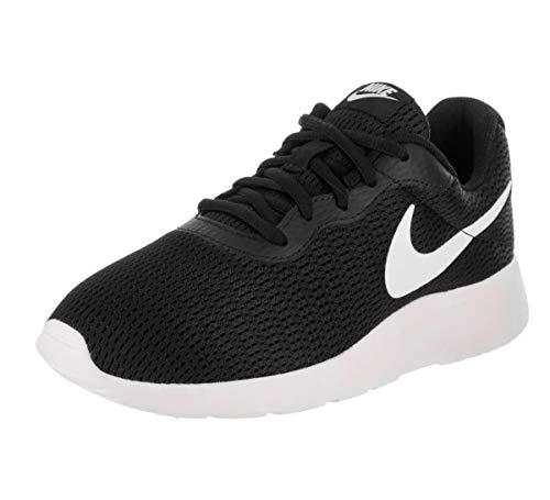 Nike Women's Tanjun Black/White Size 10 2E US (Concepts Outdoor)