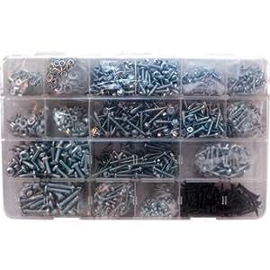 Fastener kit tek drywall screws home for Is home improvement on amazon prime